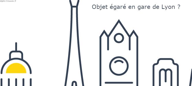 Objet égaré à la gare de Lyon : que faire et qui contacter ?