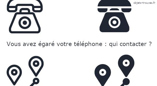 Téléphone égaré ou perdu : que faire ?