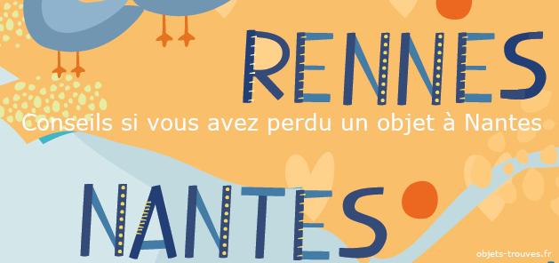 Objet égaré à Nantes : que faire, qui contacter ?