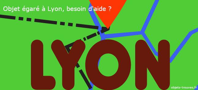 Objet trouvé ou égaré à Lyon : aides et conseils