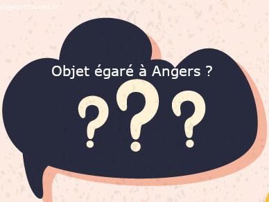 Que faire si vous avez trouvé ou égaré un objet à Angers ?