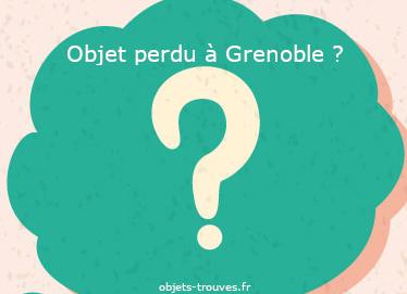 Quel fonctionnement et quels contacts pour les objets trouvés de Grenoble ?