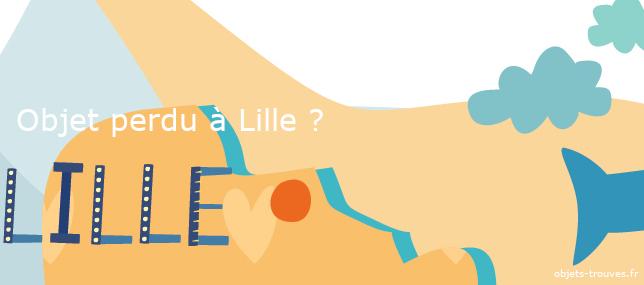 Contacts et conseils en cas de perte d'un objet à Lille
