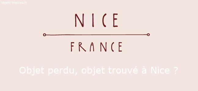 Aides et conseils si vous avez perdu un objet dans la ville de Nice