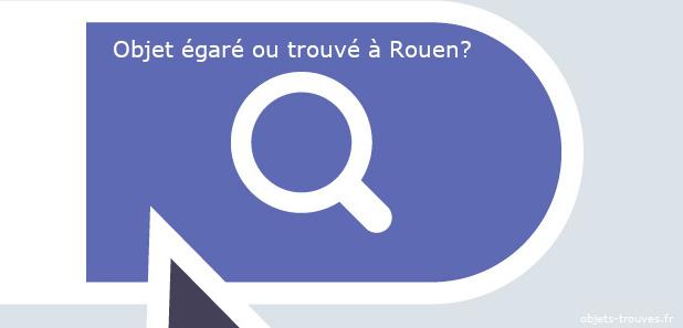 Objets trouvés de Rouen : aide et contacts
