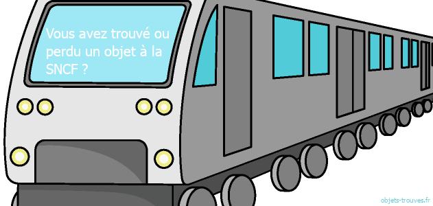 Aides et conseils si vous avez trouvé ou égaré un objet en gare ou dans le train
