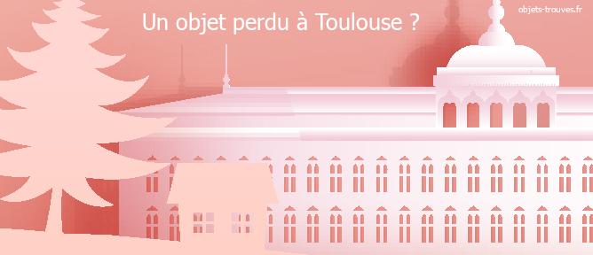 Que puis-je faire si j'ai égaré un objet à Toulouse?